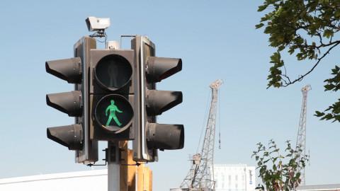 Pelican Crossing Traffic Choices Aiding Traffic Scheme