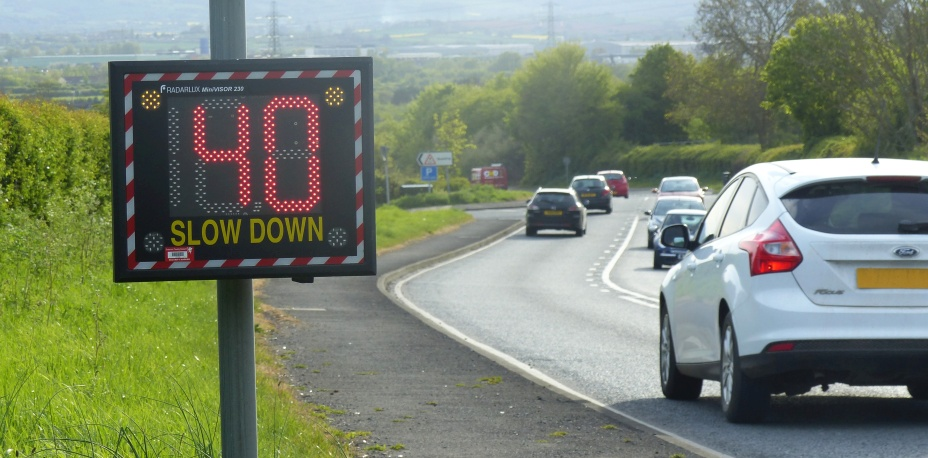 Speed Indicator Device (SID) | Traffic Choices - aiding